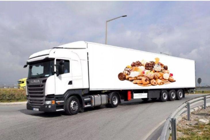 Транспортировка товаров