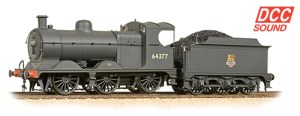31-321DS, Robinson Class J11 No. 64377 in BR Early Emblem - weathered