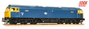 31-659DS, Class 47 No. 47001 in BR Blue