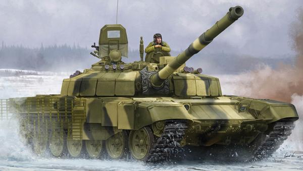 PKTM09507 Russian T-72B2 MBT