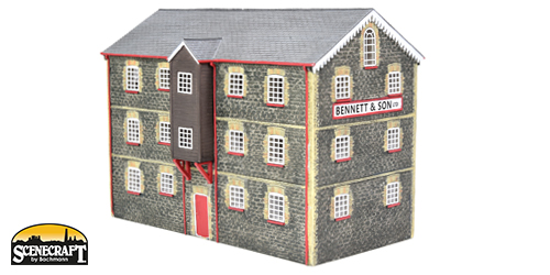 Introducing the Scenecraft Grain Warehouse