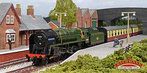 Latest Bachmann Collectors Club Update