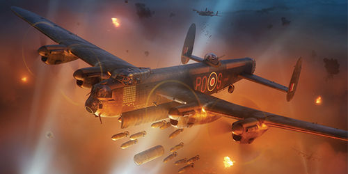 Introducing HK Models New Avro Lancaster