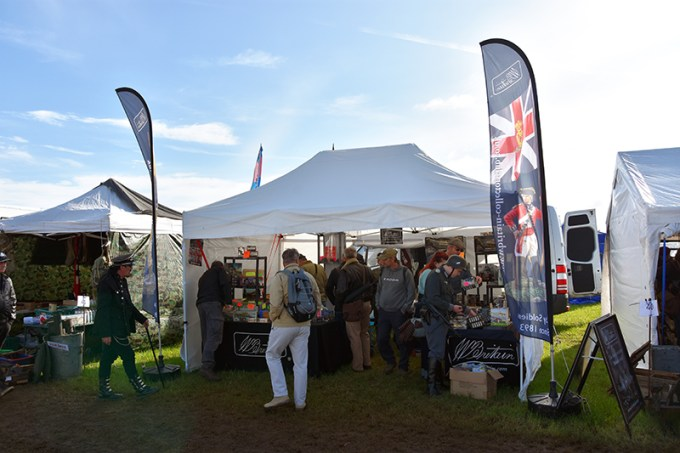Stand at 2017 Victory Show