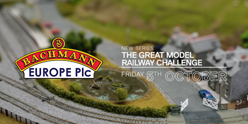 The Great Model Railway Challenge Debuts Tonight