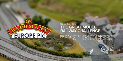 The Great Model Railway Challenge Debuts Tonight