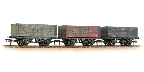 Cornish Coal Trader Wagons – Sales Area Exclusive