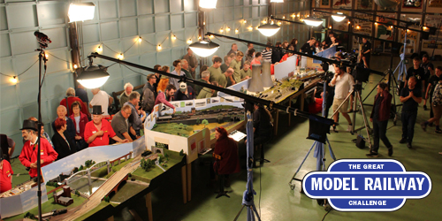 Great Model Railway Challenge Final Airs Tonight