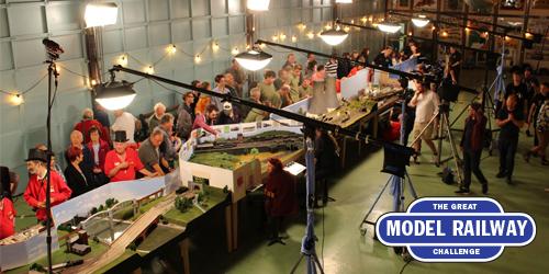 Great Model Railway Challenge Final Airs Tonight