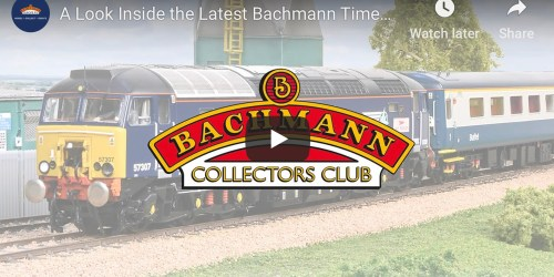 Bachmann Europe Latest News - Model • Collect • Create