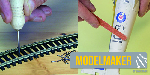 Modelmaker Latest Arrivals