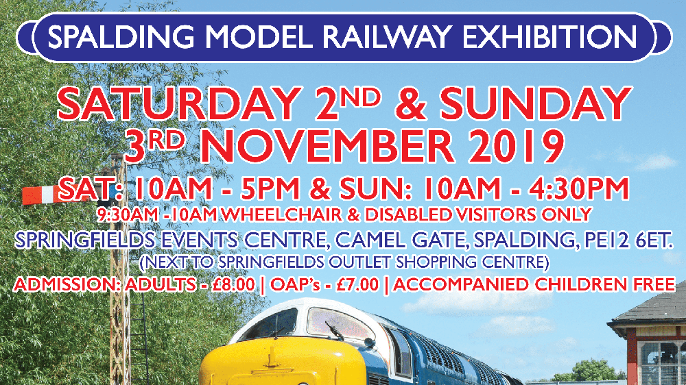Bachmann On the Road – Spalding Model Railway Exhibition