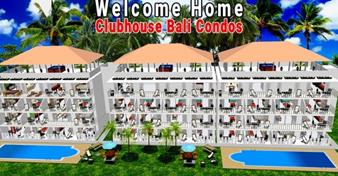 Sanur Clubhouse condo property