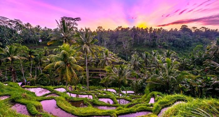 Bali best destination 2020 in Asia