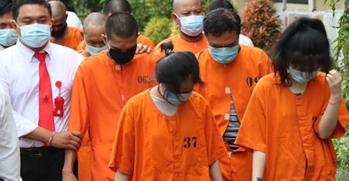 Drug party in Seminyak villa ended with 4 arrests