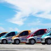 Electric tourist car rental nusa dua