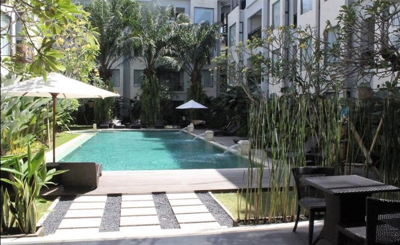 Bali apartment rental Seminyak Umalas Residence