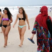 Bali focused on locals rather than foreign tourists