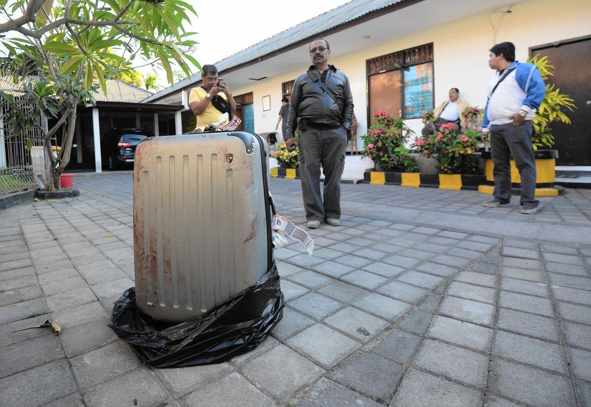 Suitcase Killer Heather Mack