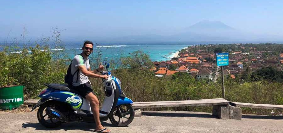 Foreigners in Bali buying motorbikes instead of renting