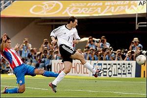 Image result for neuville goal vs paraguay