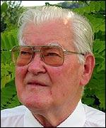 Retired police inspector David Cracknell