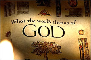 What the World Thinks of God