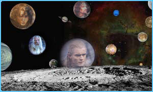 Solar system to be named after Lord of the Rings characters