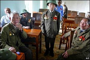 Old soldiers return to Dien Bien Phu