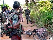 BBC 中文網 | 國際新聞 | 斯里蘭卡政府軍與叛軍激戰30多死