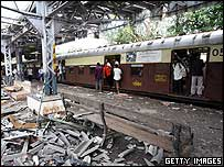 Mumbai train blast