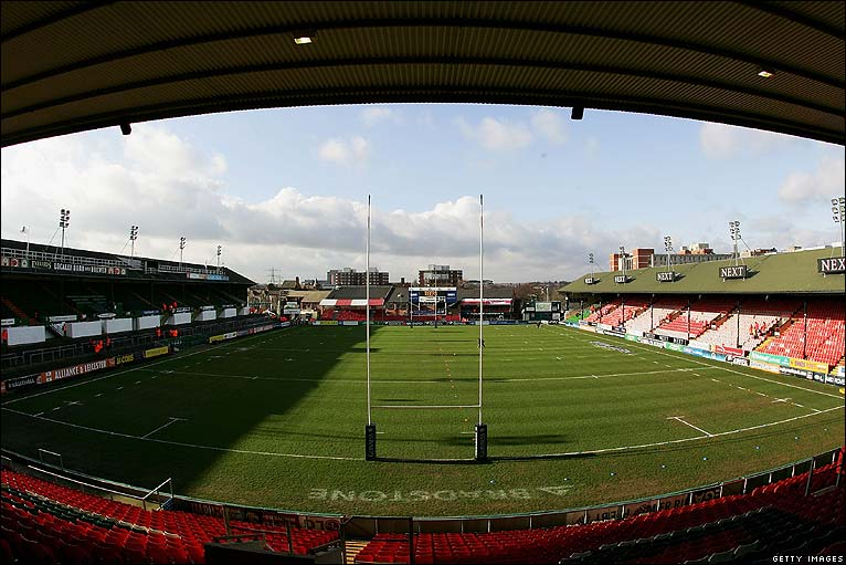 BBC SPORT Rugby Union World Cup Stadia Photos