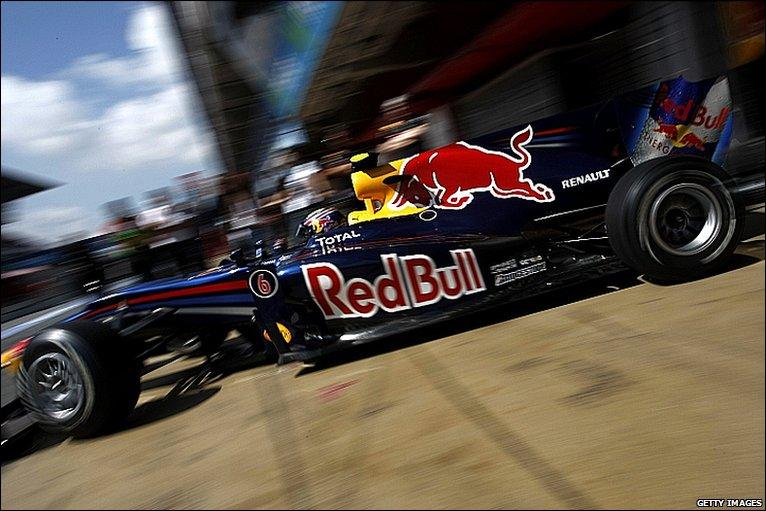 BBC Sport - F1 - Spanish GP final practice and qualifying photos