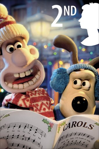 BBC Wallace Amp Gromit Festive Stamps Launched For Christmas