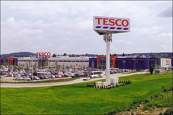 Tesco: the testosterone powered supermarket
