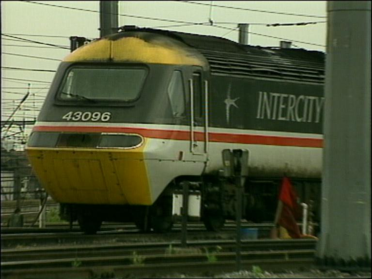 Image result for 1950s intercity trains