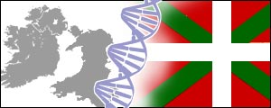 Basque genetics graphics BBC