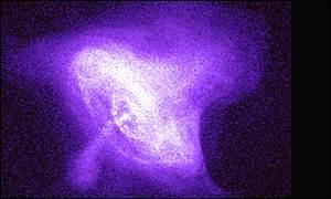Simulacion de la Materia Extraña, que convierte la materia en antimateria en su contacto.
