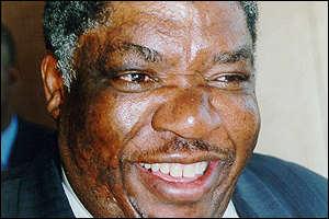 Levy Mwanawas Zambian presidential candidate