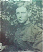 Thomas Shaw fought in Messines, Ypres, and Passchendaele