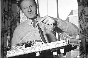 Thor Heyerdahl DOODLE
