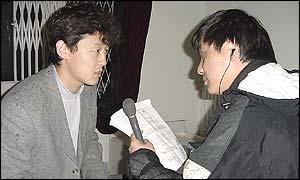 BBC Chinese | 中文網主頁 | 孫繼海接受BBC獨家採訪