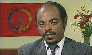 Ethiopian President Meles Zenawi