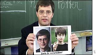 Balkenende and Harry Potter