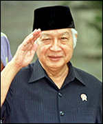 Suharto resignation, 1998