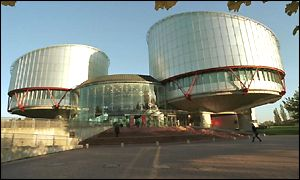 The European Court of Human Rights building in Strasbourg