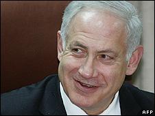Israeli PM Binyamin Netanyahu