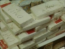 cocaine file photo