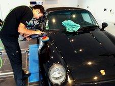 pencucian mobil termahal di  dunia