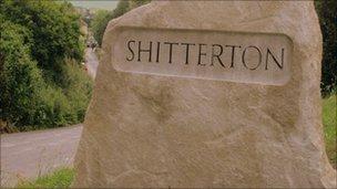 Sign of Shitterton